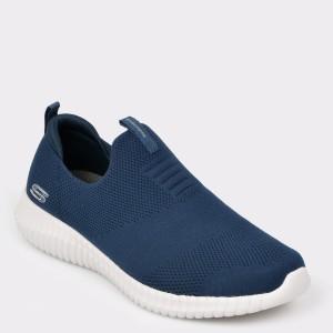 Pantofi sport SKECHERS bleumarin, 52649, din material textil