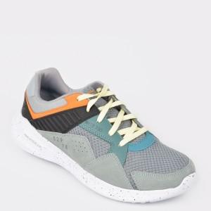 Pantofi sport SKECHERS gri, 52978, din material textil