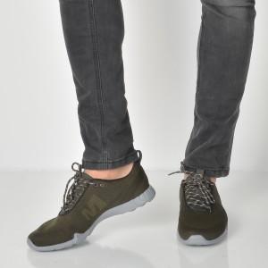 Pantofi sport MERRELL kaki, Verkalk, din material textil