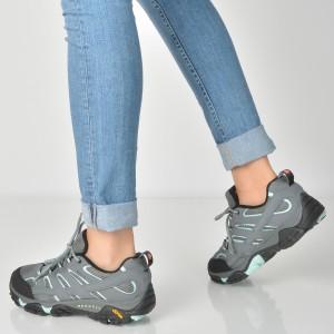 Pantofi Merrell Gri, Moab2, Din Combinatii Div.
