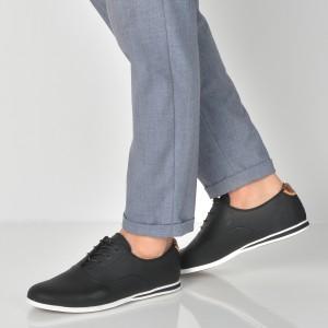 Pantofi ALDO negri, Helmet, din piele ecologica