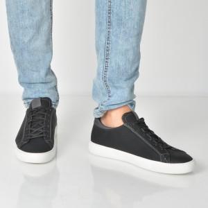 Pantofi ALDO negri, Armanti, din piele ecologica