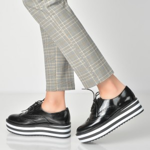 Pantofi Aldo Negri, Wadolia, Din Piele Ecologica