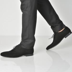 Pantofi Aldo Negri, Clinttun, Din Piele Intoarsa