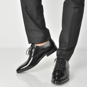 Pantofi ALDO negri, Sernaglia, din piele naturala
