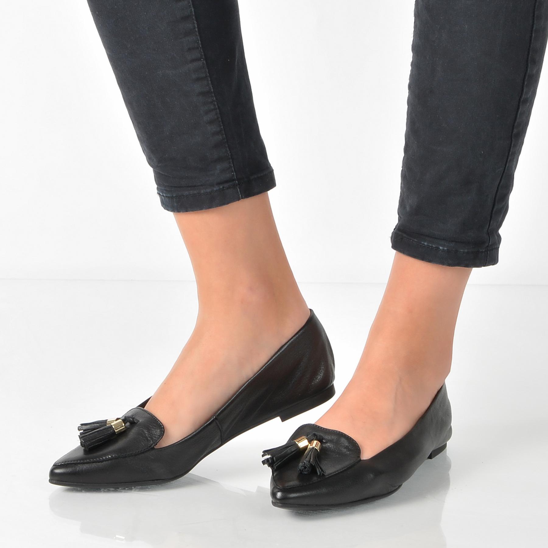 Pantofi Aldo Negri, Magona, Din Piele Naturala