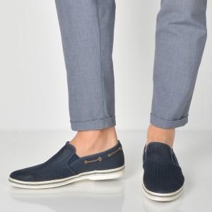 Pantofi Aldo Bleumarin, Carufel, Din Material Textil