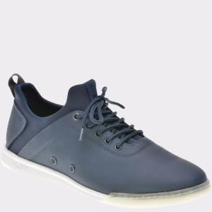 Pantofi Aldo Bleumarin, Chaviel, Din Piele Ecologica