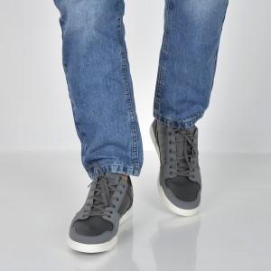 Pantofi ALDO gri, Yalelia, din piele ecologica
