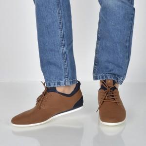 Pantofi ALDO maro, Preilia, din piele ecologica