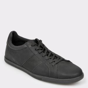 Pantofi sport ALDO negri, Afericien, din piele ecologica