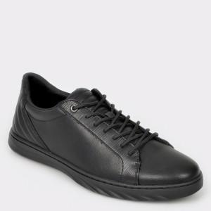 Pantofi ALDO negri, Agresala, din piele ecologica