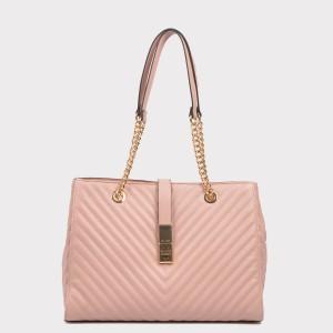 Poseta ALDO roz, Oxdrift, din piele ecologica
