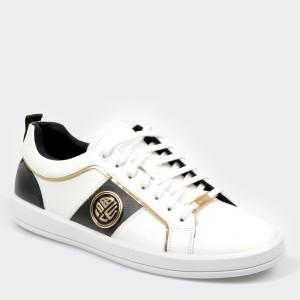 Pantofi ALDO albi, Onoreni, din piele ecologica