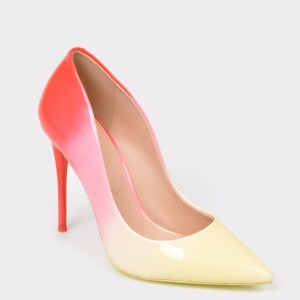 Pantofi ALDO muticolori, Stessy, din piele ecologica