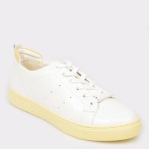 Pantofi sport ALDO galbeni, Mirarevia, din piele ecologica