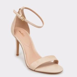 Sandale ALDO nude, Piliria, din piele ecologica