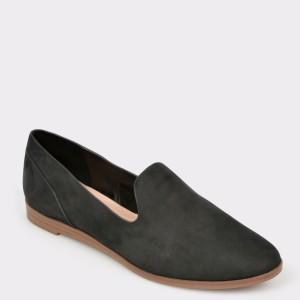 Pantofi ALDO negri, Ribrylla, din piele naturala