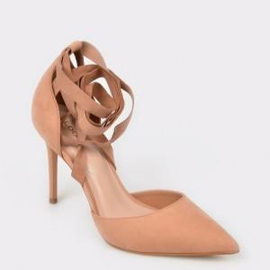 Pantofi ALDO maro, Trerraniel, din piele naturala