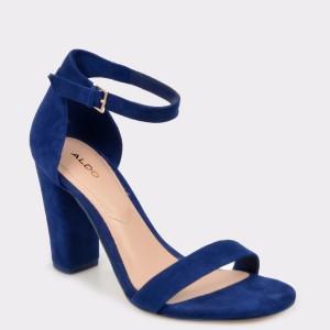 Sandale ALDO albastre, Jerayclya, din piele naturala