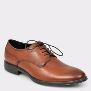 Pantofi ALDO maro, Brandford, din piele naturala