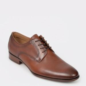 Pantofi ALDO maro, Oneclya, din piele naturala