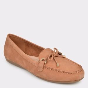 Pantofi ALDO maro, Adrernia, din piele naturala