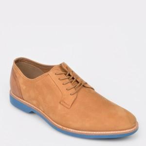 Pantofi ALDO maro, Bursey, din piele naturala