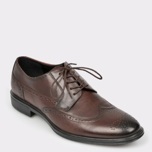 Pantofi ALDO maro, Legosien, din piele naturala