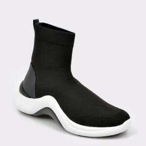 Pantofi sport ALDO negri, Garevia, din material textil