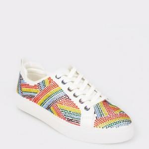 Pantofi sport ALDO multicolori, DWERIDIEN, din material textil