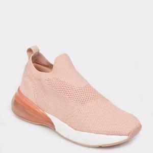 Pantofi sport ALDO nude, Laraoven, din material textil