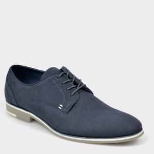Pantofi ALDO bleumarin, Adimari, din material textil