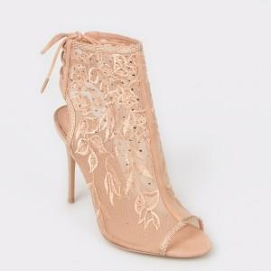 Sandale ALDO nude, Kerisen din PVC