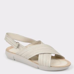 Sandale IMAGE gri, 830301, din piele ecologica