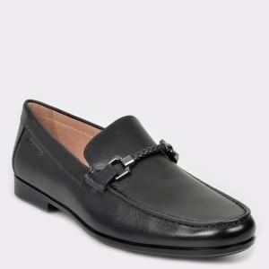 Pantofi STONEFLY negri, Sumii8, din piele naturala