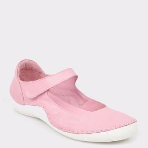 Pantofi FLAVIA PASSINI roz, 1500, din piele naturala