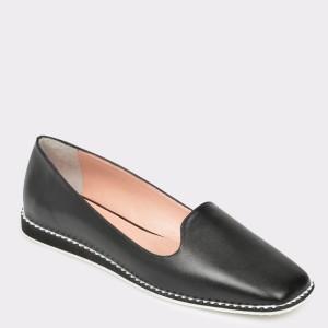 Pantofi FLAVIA PASSINI negri, Is50, din piele naturala