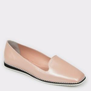 Pantofi FLAVIA PASSINI nude, Is50, din piele naturala