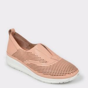Pantofi FLAVIA PASSINI nude, Rs56, din piele naturala