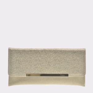Poseta Plic Menbur Aurie, 844930, Din Piele Ecologica