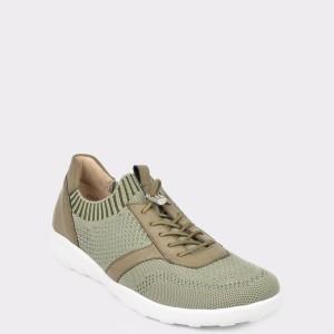 Pantofi sport REMONTE verzi, R3511, din material textil