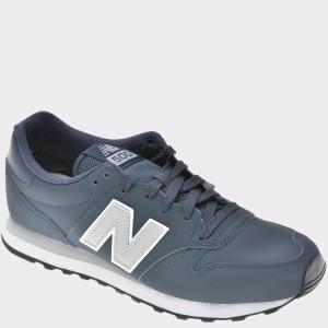 Pantofi Sport New Balance Bleumarin, Gm500, Din Piele Ecologica