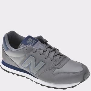 Pantofi sport NEW BALANCE gri, Gm500, din piele ecologica