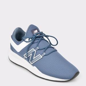 Pantofi sport NEW BALANCE albastri, Ms247, din material textil
