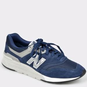 Pantofi sport NEW BALANCE albastri, Cm997, din material textil