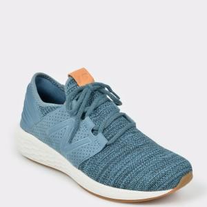 Pantofi sport NEW BALANCE albastri, Mcruz, din material textil