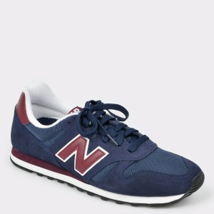 Pantofi sport NEW BALANCE bleumarin, Ml373, din material textil