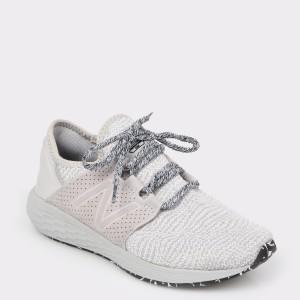 Pantofi sport NEW BALANCE gri, Wcruz, din material textil