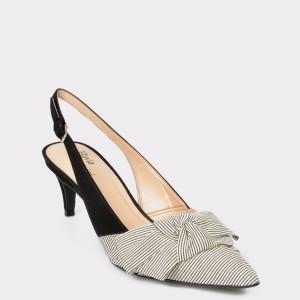 Pantofi FLAVIA PASSINI negri, 2429345, din material textil